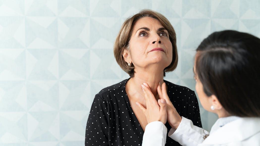 Ablation de la thyroïde : quelles sont les conséquences d'une thyroïdectomie  ?