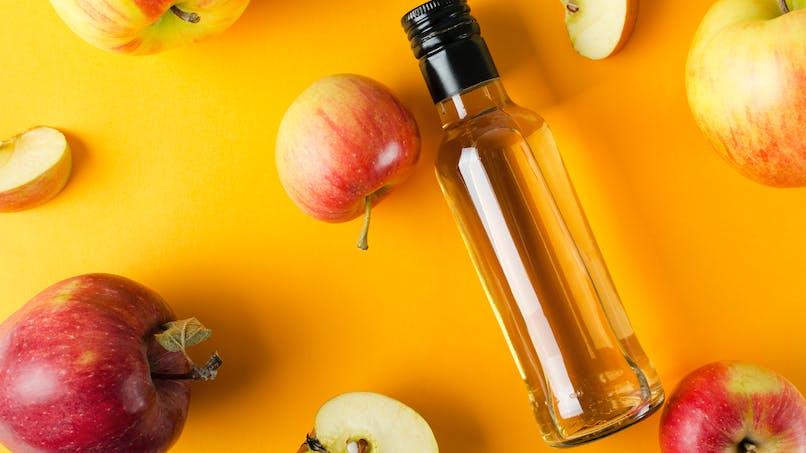 Toutes les utilisations santé du vinaigre de cidre