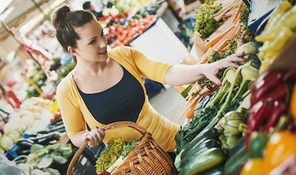 Une consommation plus élevée de fruits et légumes liée à un risque plus faible de diabète