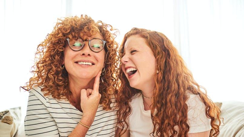 Les conflits parents-adolescents auraient moins d'impact lorsque les adolescents se sentent aimés