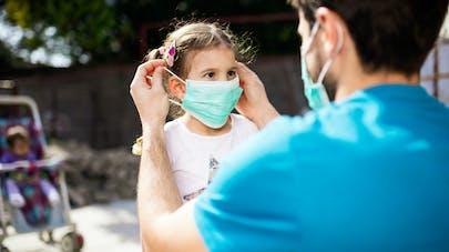 Masque obligatoire : quid pour les enfants ?