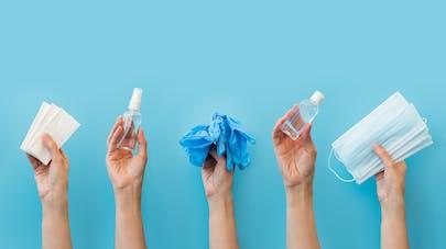 Masques, gels, distances... On peut stopper le coronavirus grâce aux gestes barrière