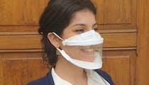 Des masques transparents bientôt distribués au personnel des crèches
