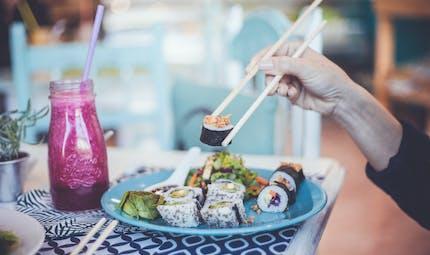 Algues alimentaires: rester vigilant sur le risque d'excès d'apport en cadmium