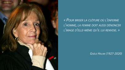 Gisèle Halimi décès