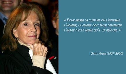 Gisèle Halimi, pionnière de la dépénalisation de l'avortement, est morte