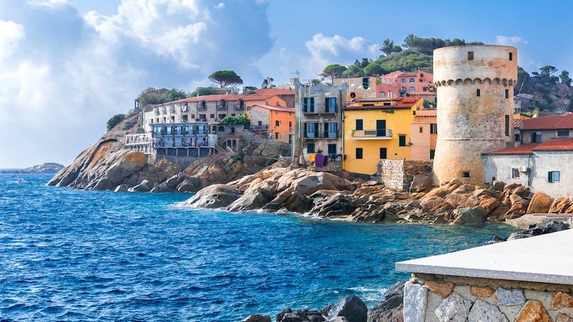 Covid-19 : exempte de cas, l'île italienne de Giglio intrigue les scientifiques