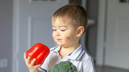 Mon enfant a de l'eczéma: quelle alimentation lui donner?