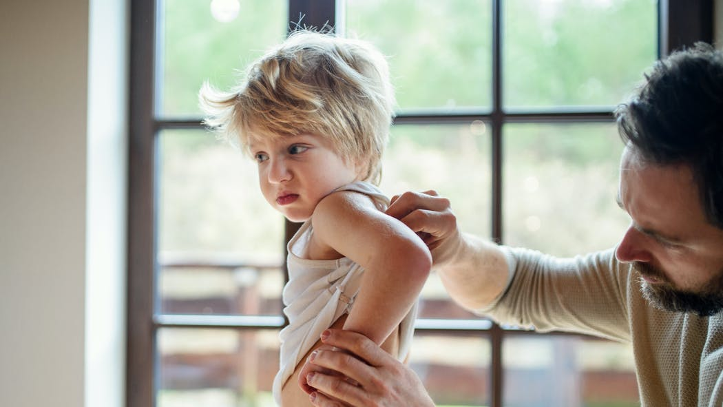 Eczéma chez l'enfant: quelles solutions?