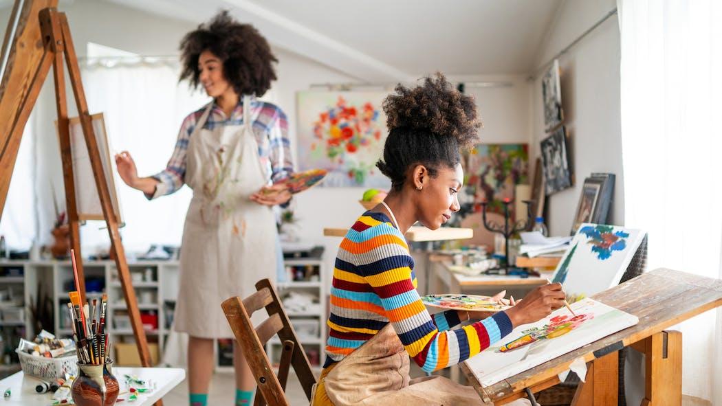Quels sont les bienfaits de l'art-thérapie ?