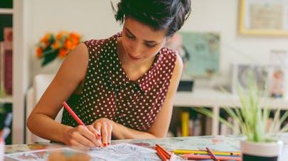Quels sont les bienfaits du coloriage pour adultes ?