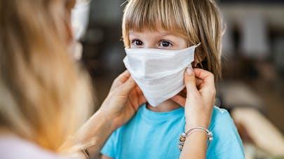 A quel âge les enfants devraient-ils porter le masque ?