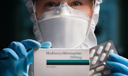 Hydroxychloroquine : inefficace voire dangereuse selon une vaste étude française