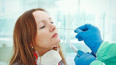 Covid-19 : le point sur les tests antigéniques