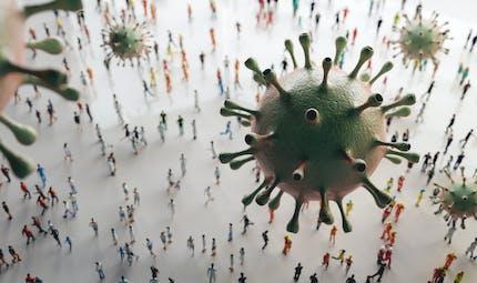 Covid-19 : on sous-estimerait le nombre de personnes ayant été au contact du virus