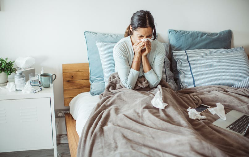 Grippe, rhume ou covid-19 : comment faire la différence ?