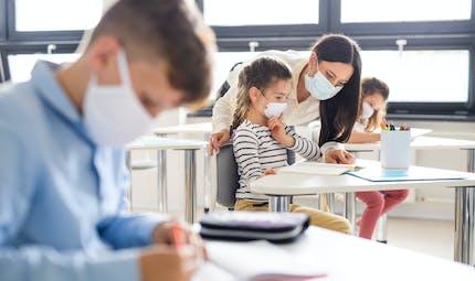 Une étude confirme que les enfants sont moins susceptibles d'attraper la Covid-19 que les adultes