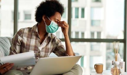 Covid-19 : neuf personnes sur dix pourraient souffrir de séquelles persistantes
