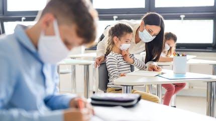 Covid-19 : les purificateurs d'air dans des écoles réduisent le risque d'infection