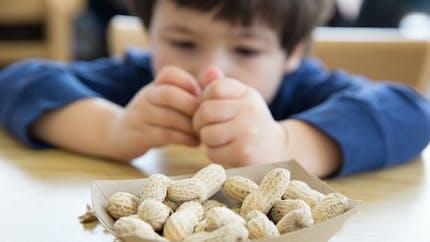 Noix et arachides : attention au pic de réactions anaphylactiques chez les enfants pendant les fêtes