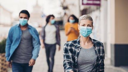 Coronavirus: être infecté en extérieur est rare mais ce n'est pas impossible