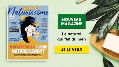 Santé magazine présente Naturissime, sa déclinaison green