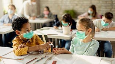 Covid-19 : « Les écoles ne sont pas l'épine dorsale de l'épidémie »