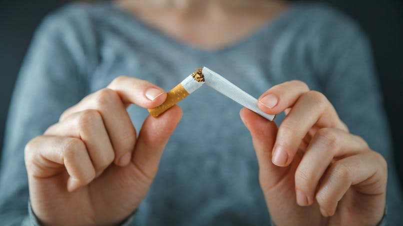 Tous les bénéfices de l'arrêt du tabac