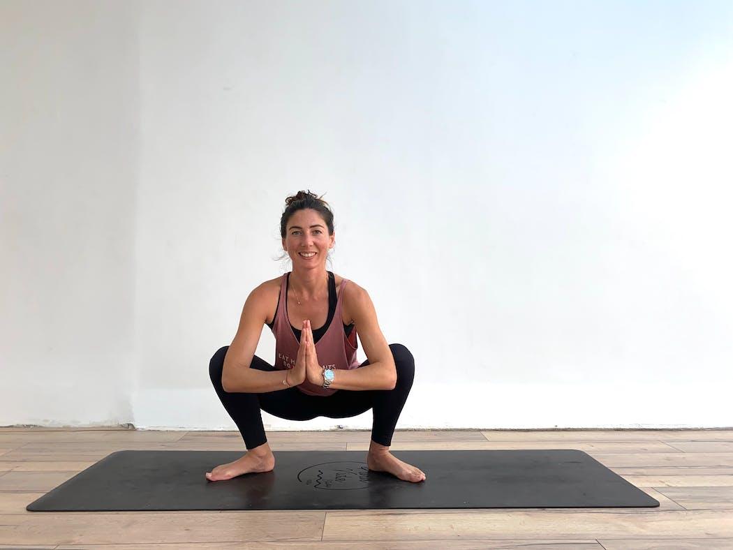 yoga guirlande
