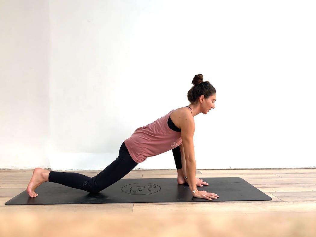 yoga lézard