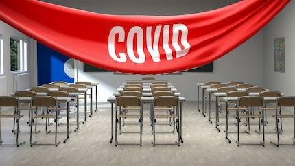 Covid-19 : des enseignants créent une carte collaborative pour recenser le nombre de cas dans les écoles