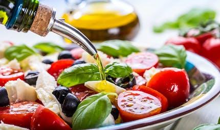 Le régime méditerranéen réduit le risque de diabète de 30%