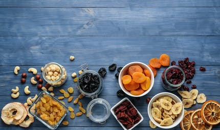 Manger des fruits secs, le signe d'une alimentation équilibrée ?