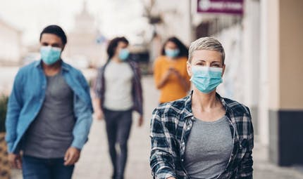 Covid-19 : quand les patients sont-ils les plus contagieux ?