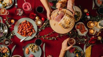 Gérer les repas de fêtes trop caloriques