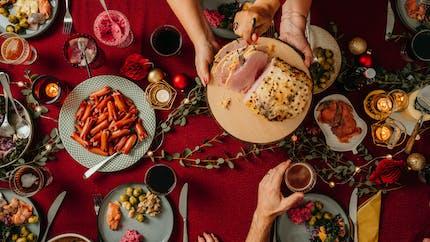 Comment gérer les repas de fêtes trop caloriques ?