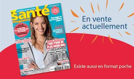Le Santé magazine de janvier 2021 est sorti !