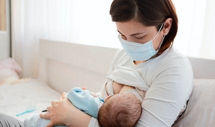 Covid-19 : le lait maternel contient bien des anticorps chez les femmes infectées