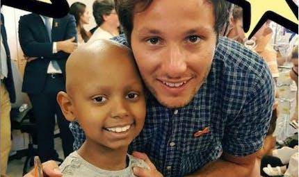 Le touchant hommage de Vianney à un enfant de 10 ans décédé d'un neuroblastome