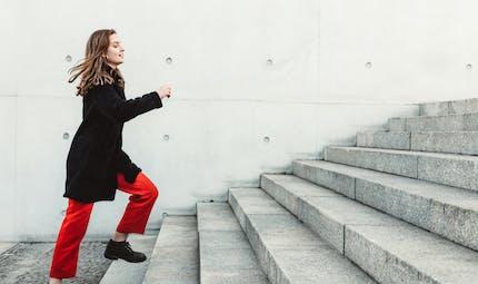 Testez votre santé cardiaque en montant les escaliers