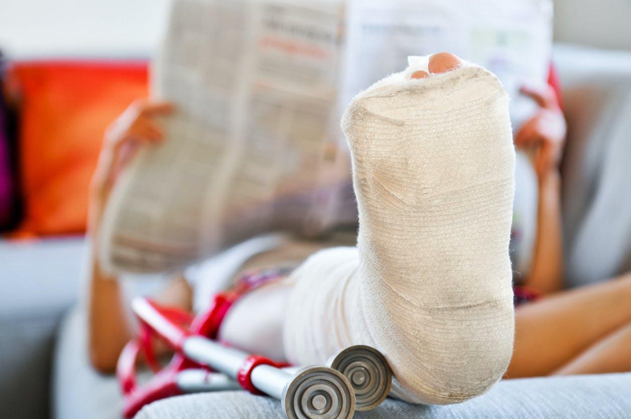 Tout savoir sur les fractures