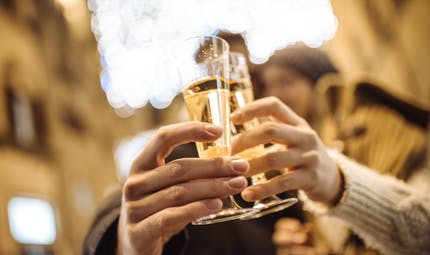 Réveillon de Noël : près d'un Français sur trois concerné par l'alcool et la conduite