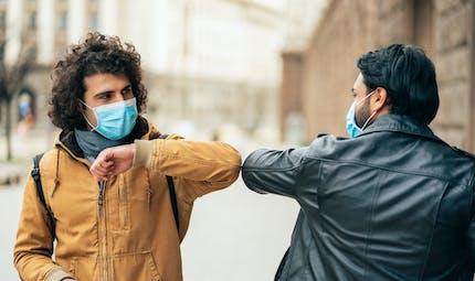 Covid-19 : L'épidémie de grippe freinée grâce aux gestes barrières