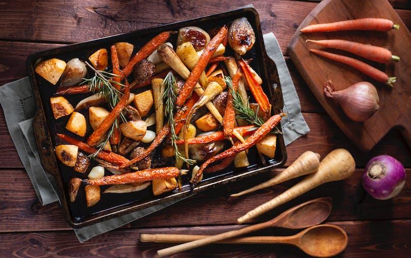 12 légumes oubliés et leurs bienfaits pour la santé