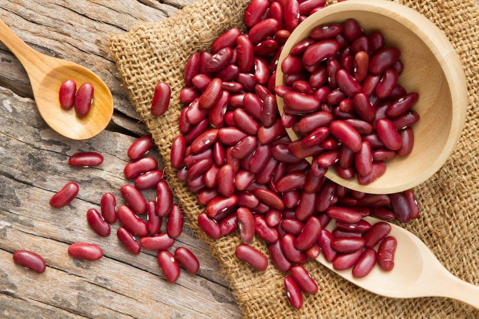 Les bienfaits des haricots rouges