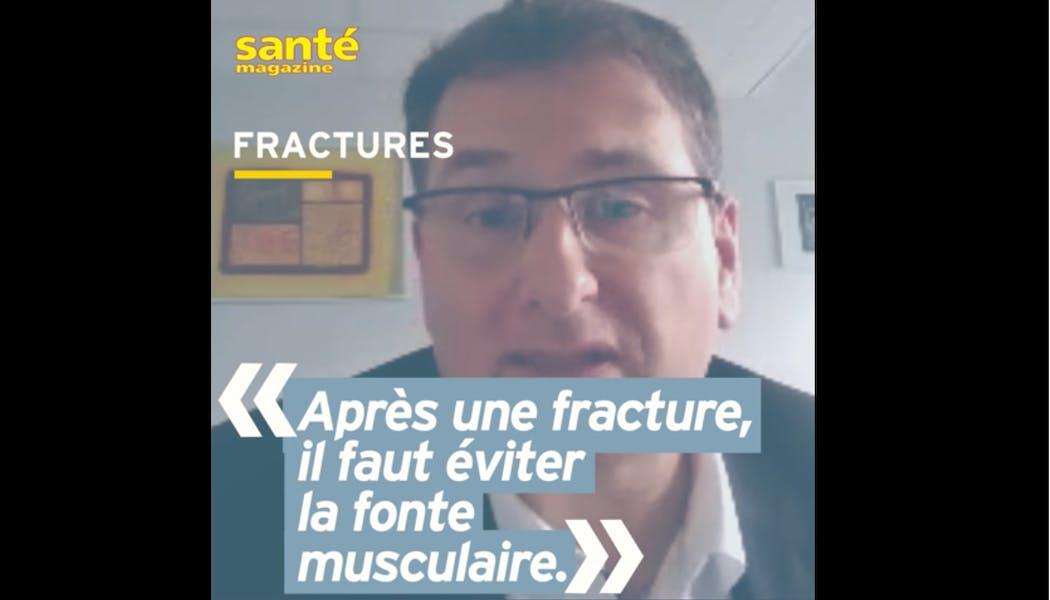 Fracture du genou : comment récupérer une mobilité complète ? Réponse en vidéo