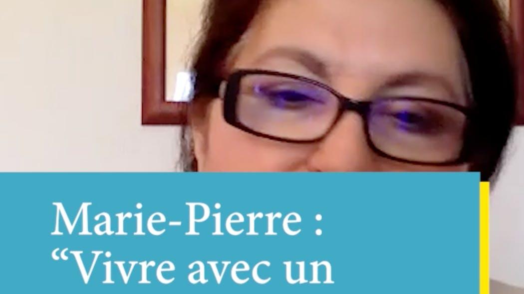 """Le témoignage de Marie-Pierre : """"Je souffre d'asthme sévère"""""""