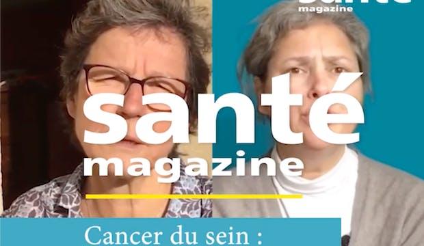 Cancer du sein : mon dépistage et moi