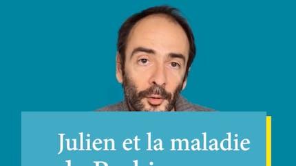 Julien, Parkinson à 41 ans