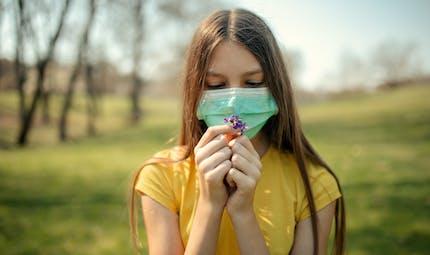 Covid-19 : une étude rapporte une perte d'odorat dans 86% des cas légers